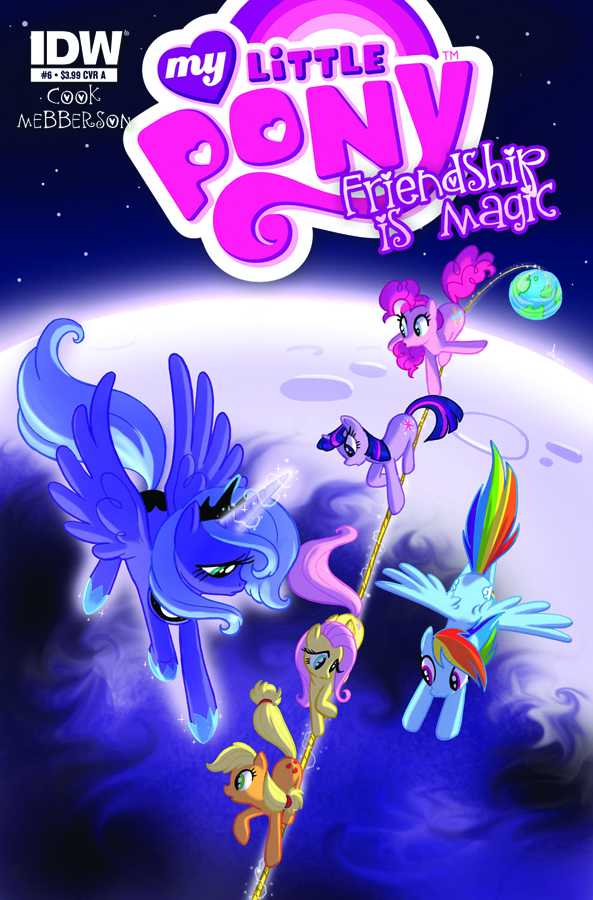 MY LITTLE PONY FRIENDSHIP IS MAGIC #6