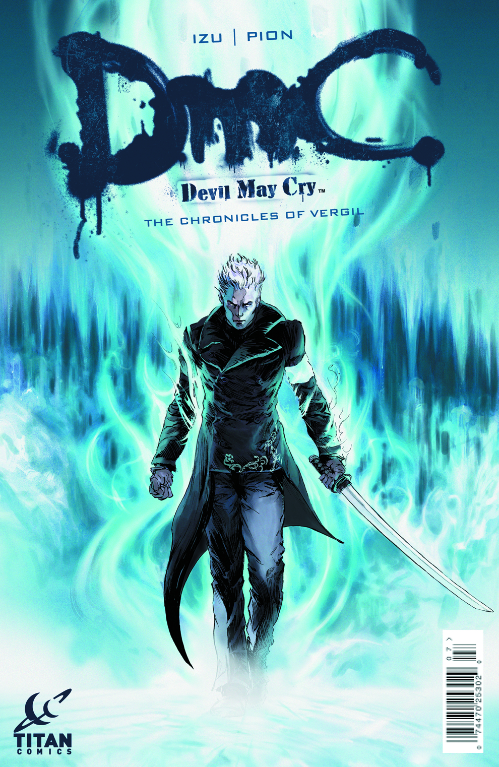 DMC DEVIL MAY CRY VERGIL CHRONICLES #1