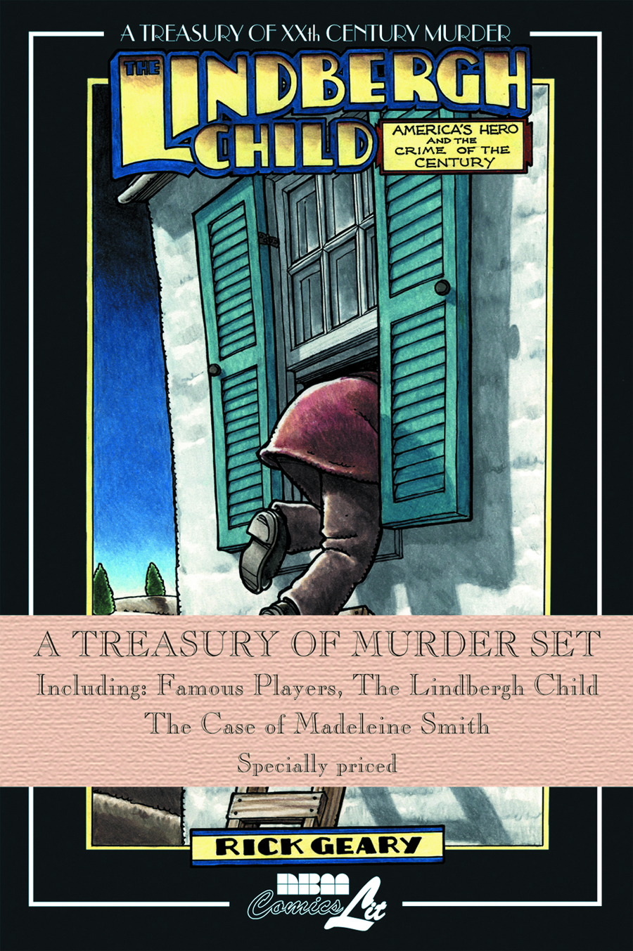 TREASURY OF MURDER SET