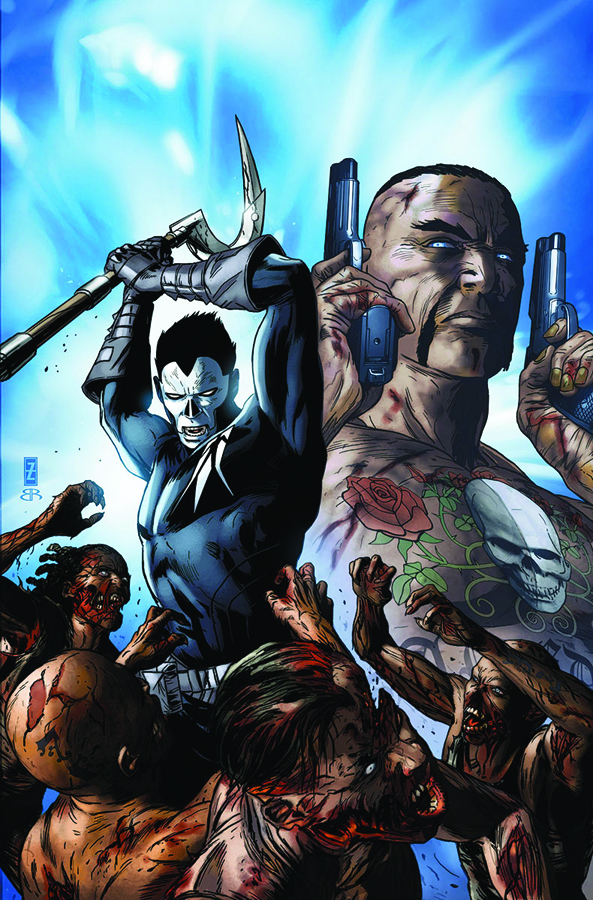 SHADOWMAN #6 REG ZIRCHER