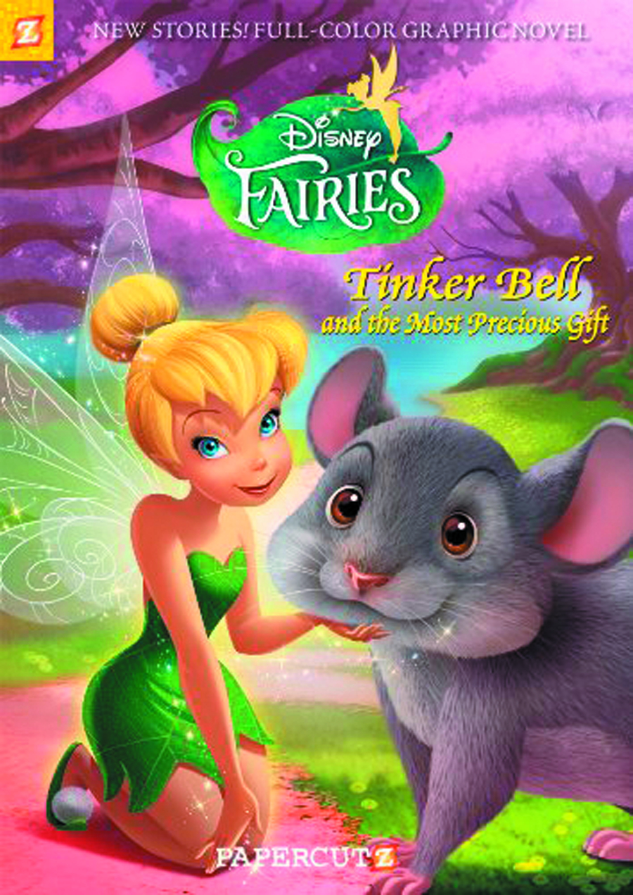 DISNEY FAIRIES GN VOL 11 MOST PRECIOUS GIFT