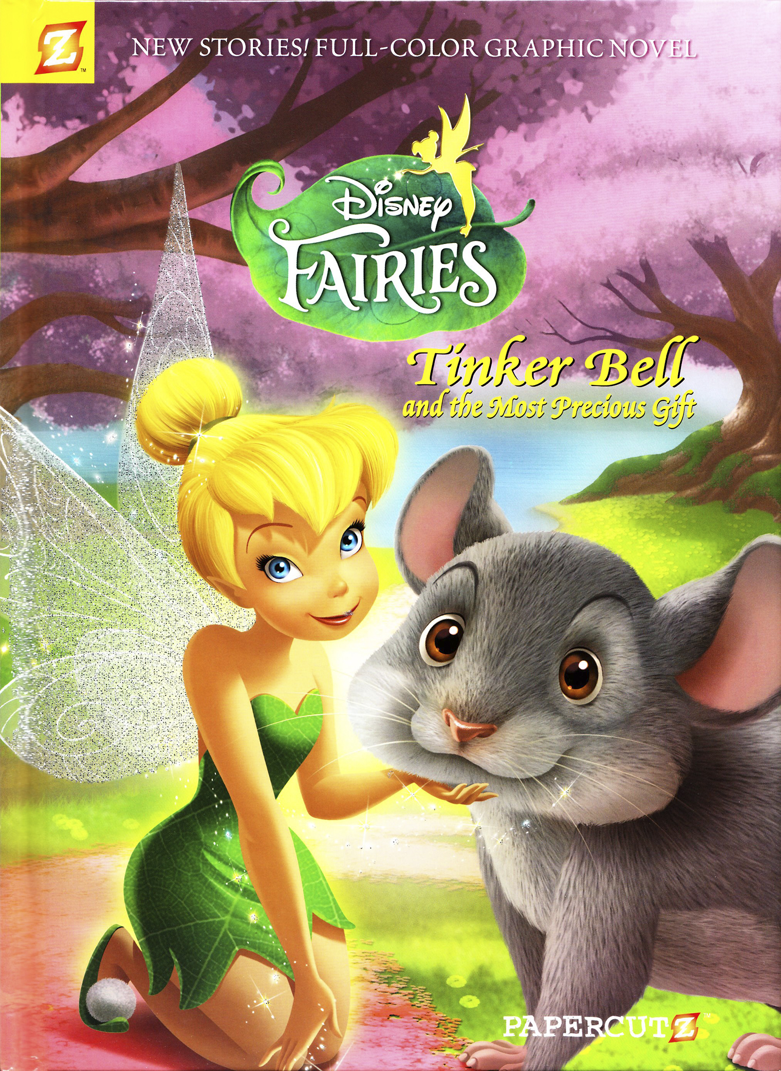 DISNEY FAIRIES HC VOL 11 MOST PRECIOUS GIFT