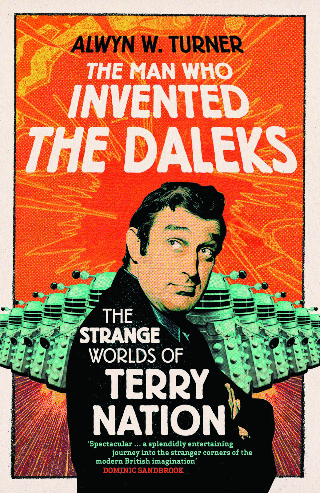 TERRY NATION MAN WHO INVENTED DALEKS SC