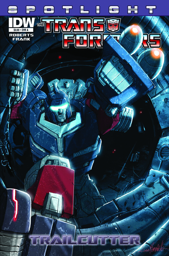 TRANSFORMERS SPOTLIGHT TRAILCUTTER #1