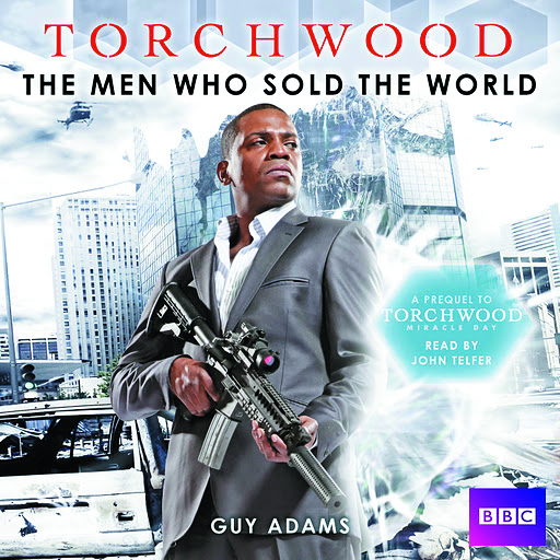 TORCHWOOD MEN WHO SOLD WORLD AUDIO CD