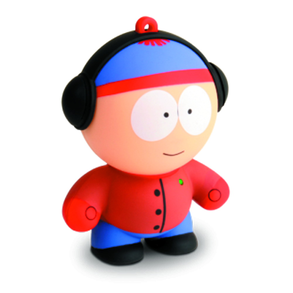 SOUTH PARK STAN BEATZ BUDDIEZ MINI SPEAKER