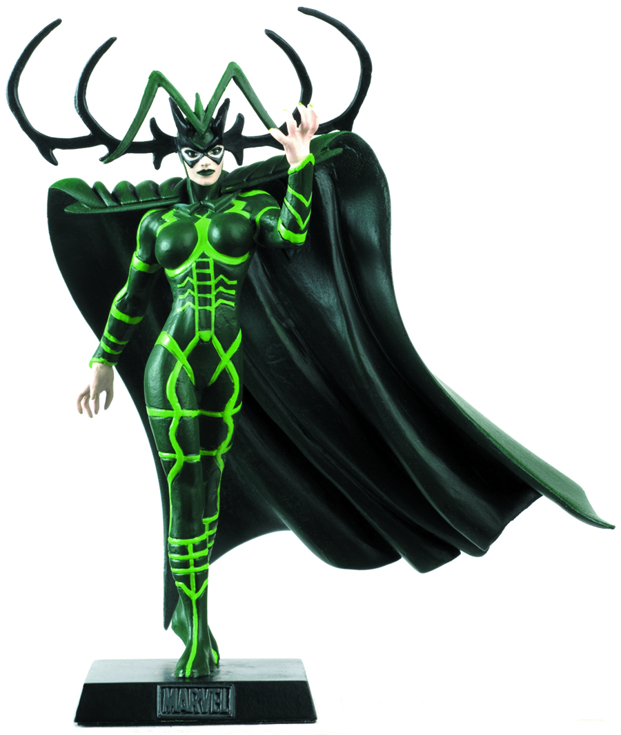 CLASSIC MARVEL FIG COLL MAG #200 HELA