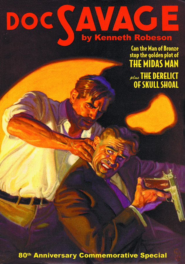 DOC SAVAGE DOUBLE NOVEL VOL 66 REG CVR