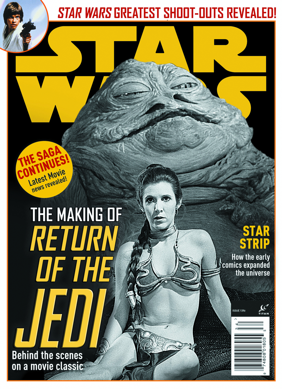 STAR WARS INSIDER #141 NEWSSTAND ED