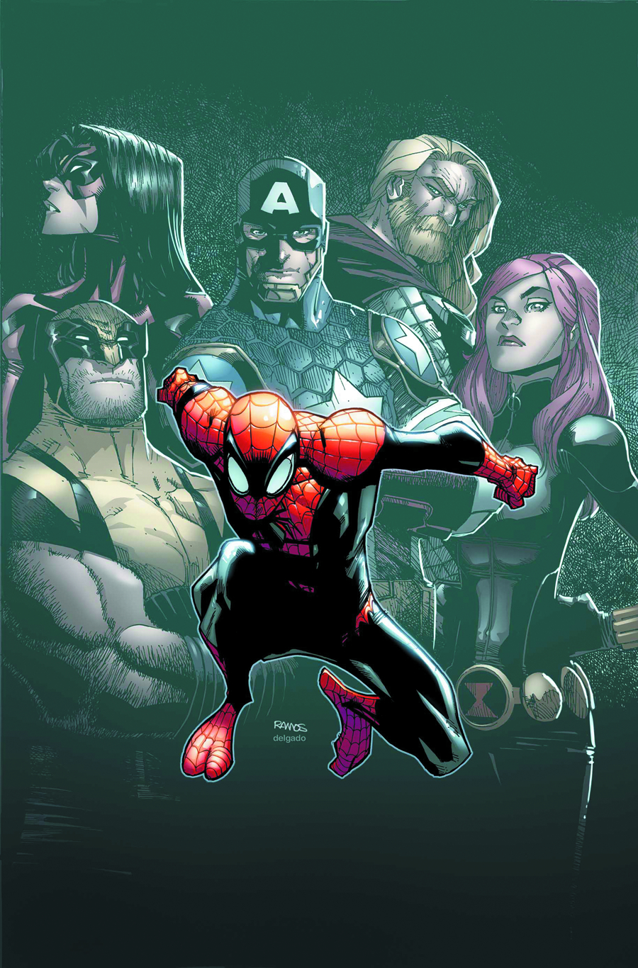 SUPERIOR SPIDER-MAN #7 NOW
