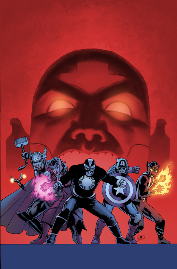 UNCANNY AVENGERS #7 NOW2