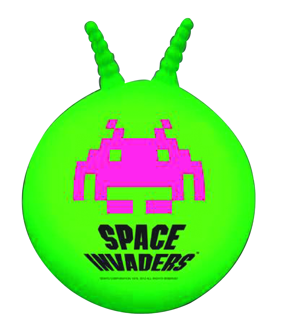 SPACE INVADERS 60CM HOPPER