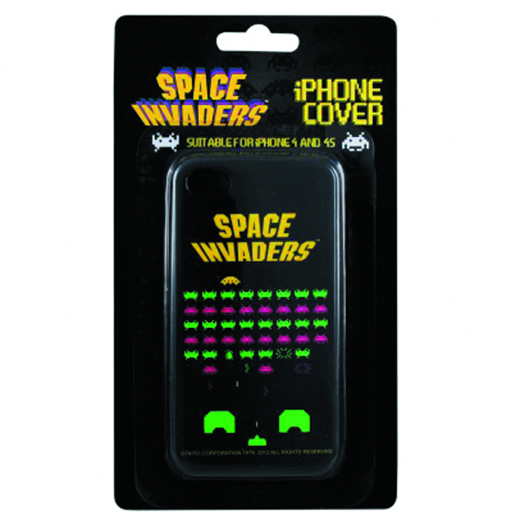 SPACE INVADERS IPHONE CASE