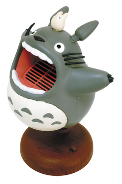 MY NEIGHBOR TOTORO ELECTRIC FAN