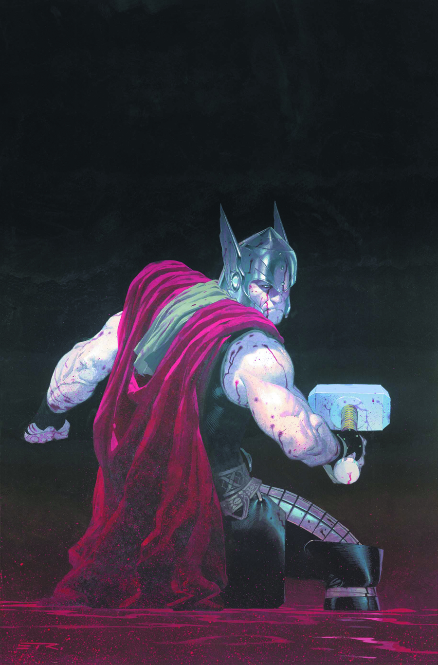 THOR GOD OF THUNDER #7 NOW2