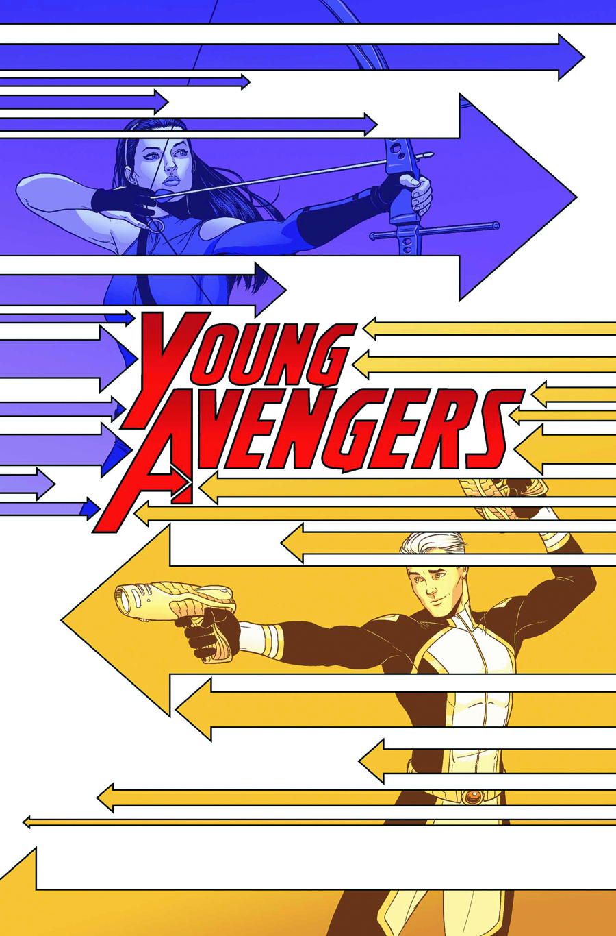 YOUNG AVENGERS #4 NOW
