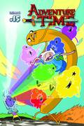 ADVENTURE TIME #15 MAIN CVRS