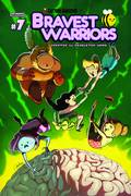 BRAVEST WARRIORS #7 MAIN CVRS