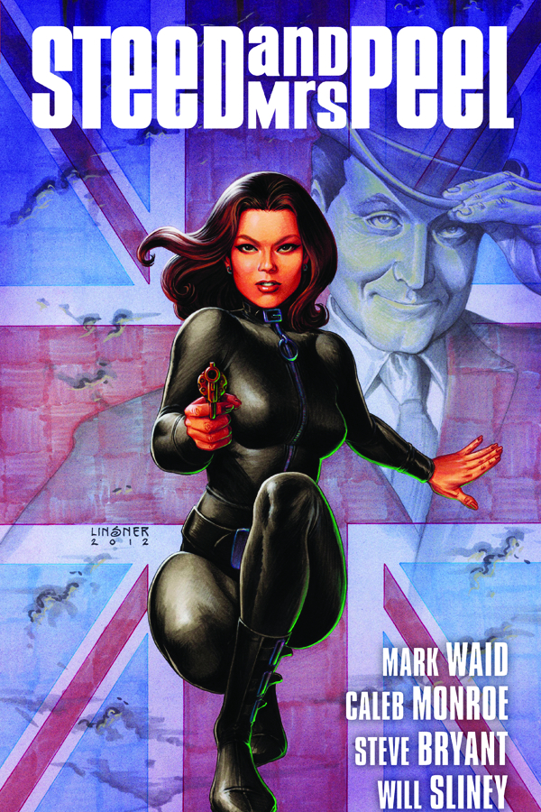 STEED & MRS PEEL TP VOL 01 VERY CIVIL ARMAGEDDON