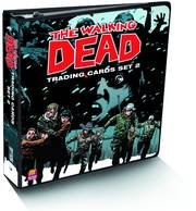 WALKING DEAD COMIC SER 2 PX T/C BINDER