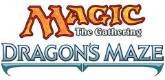 MTG TCG DRAGONS MAZE EVENT DECK DIS