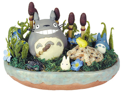 MY NEIGHBOR TOTORO FOUR SEASONS SPRING DIORAMA