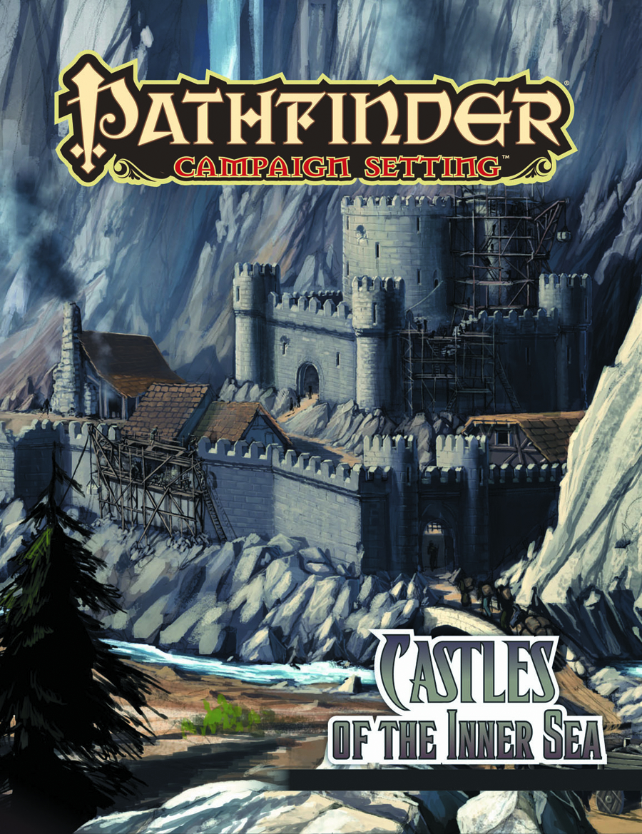 PATHFINDER CAMPAIGN SETTING CASTLES OF THE INNER SEA