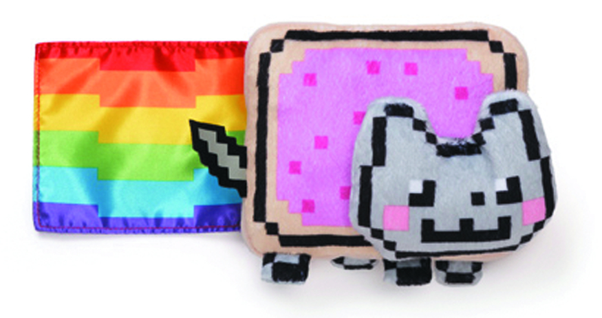NYAN CAT PLUSH ASST