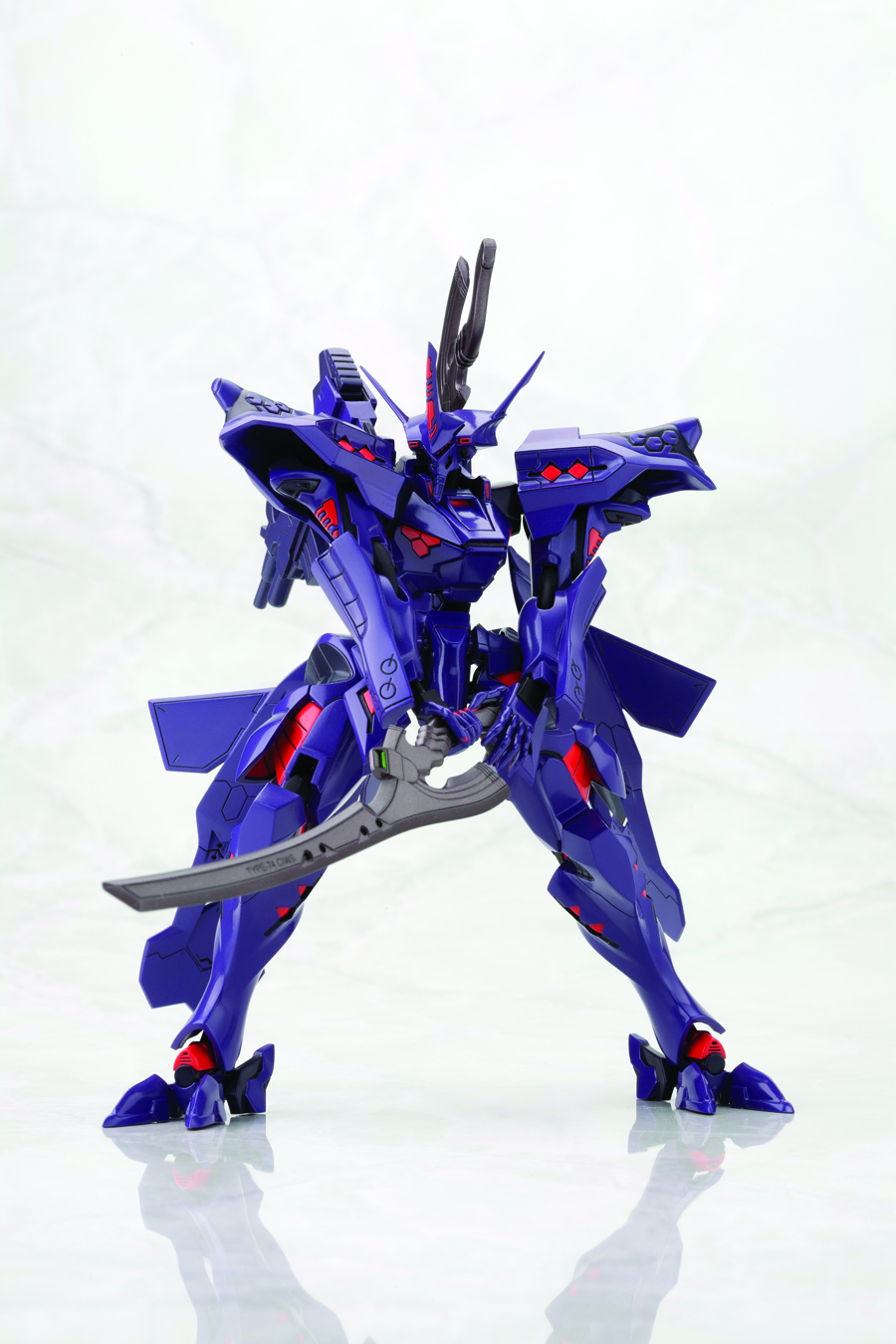 MUV-LUV ALT TAKEMIKADUCHI TYPE 00R PLASTIC MDL KIT