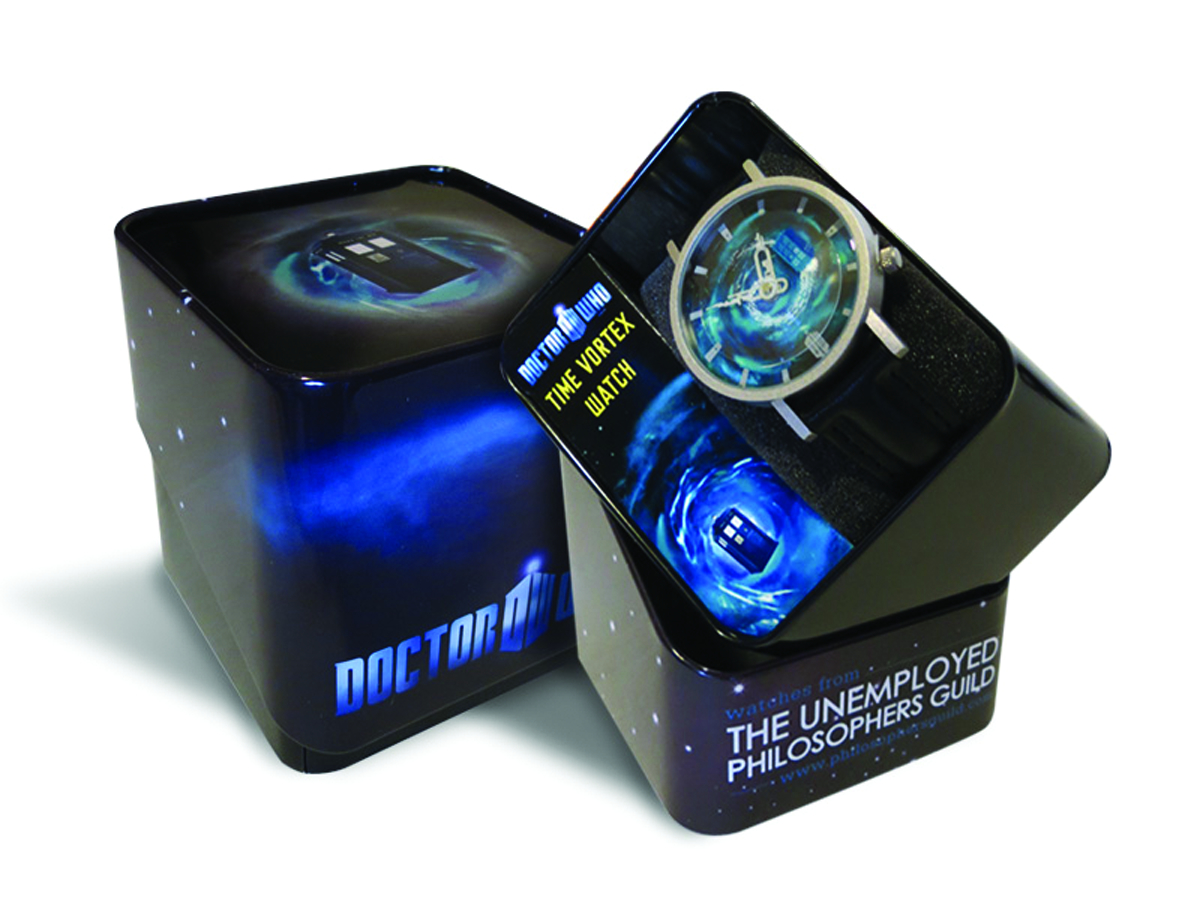 DOCTOR WHO 38MM WATCH