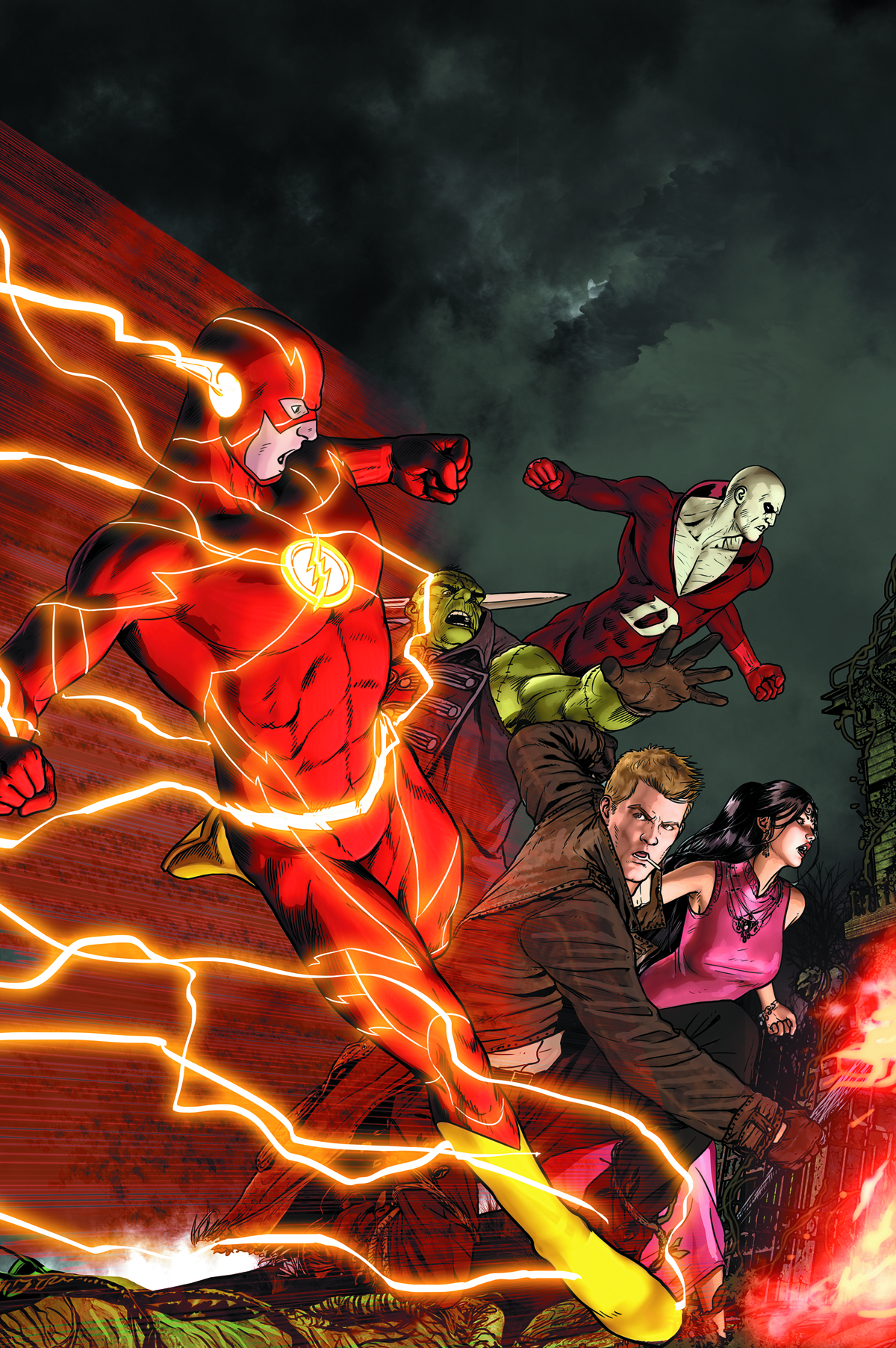 JUSTICE LEAGUE DARK #19