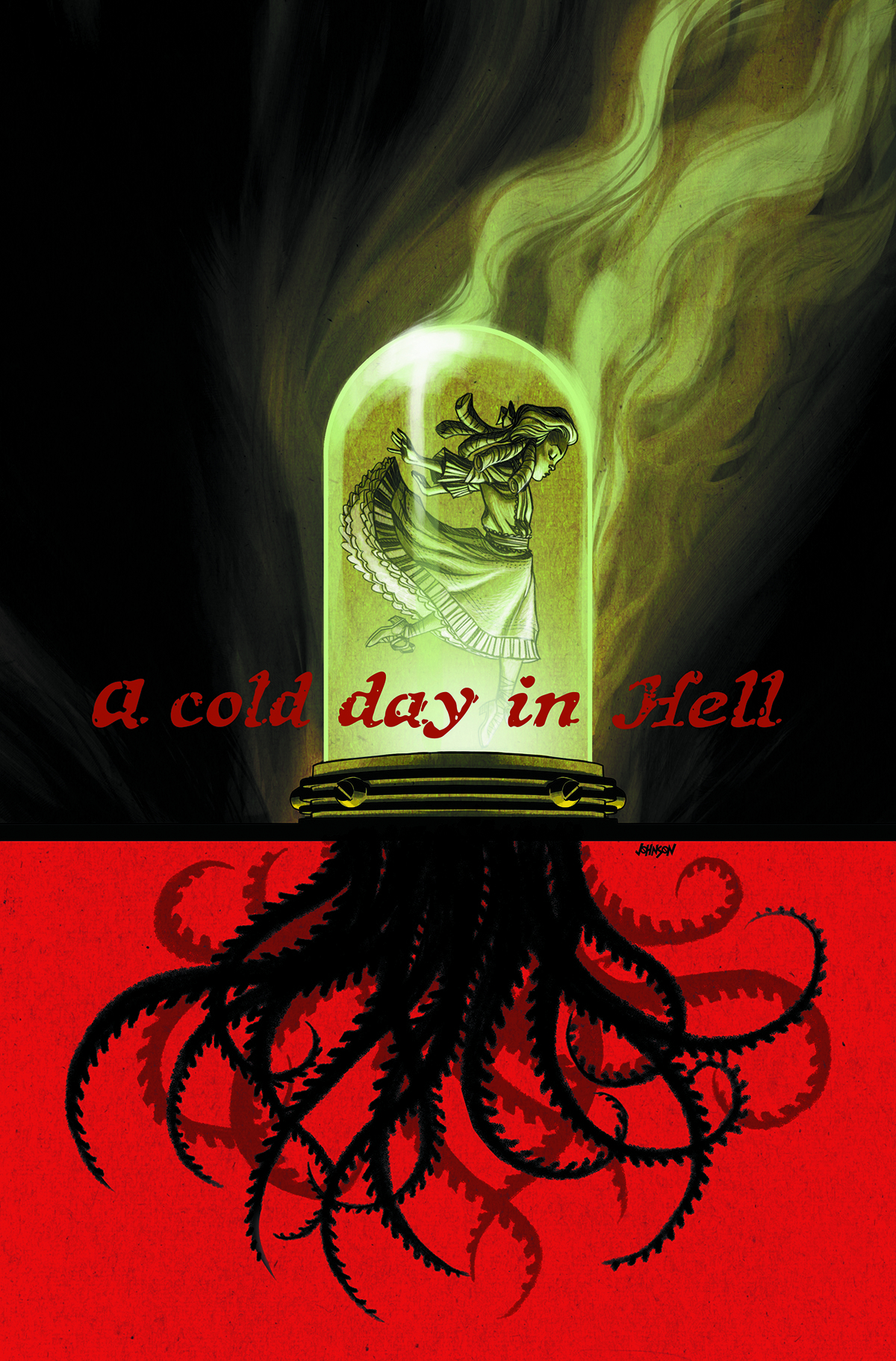 BPRD HELL ON EARTH #106 COLD DAY IN HELL #2