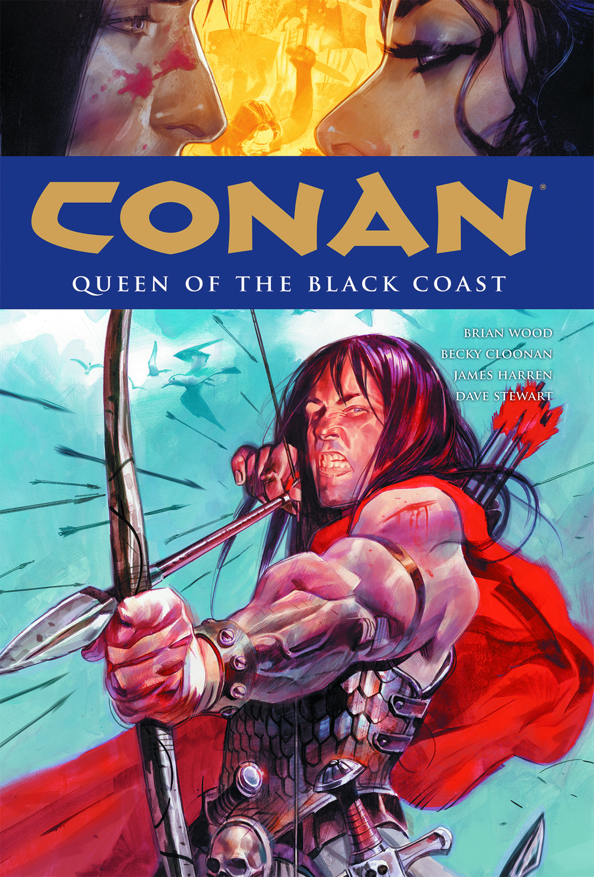 CONAN TP VOL 13 QUEEN OF BLACK COAST