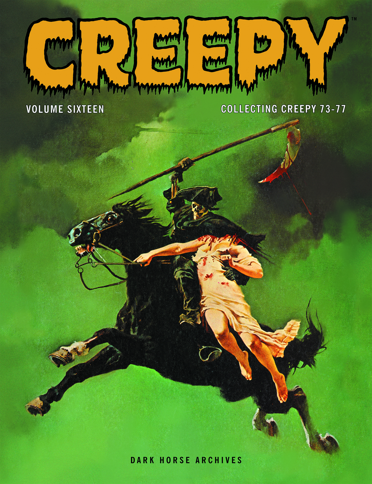 CREEPY ARCHIVES HC VOL 16