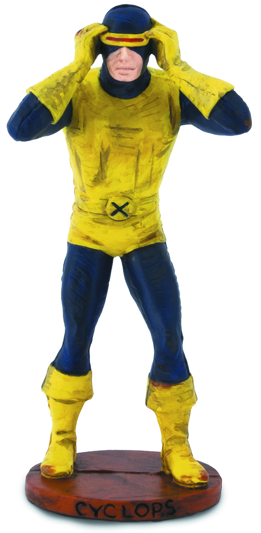 CLASSIC MARVEL CHARACTERS X-MEN #1 CYCLOPS
