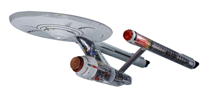 ST TOS ENTERPRISE CUTAWAY MODEL