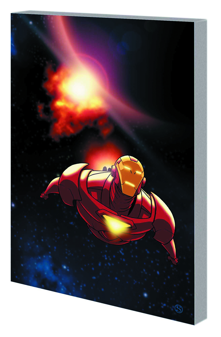 MARVEL UNIVERSE IRON MAN COMIC READER TP #2