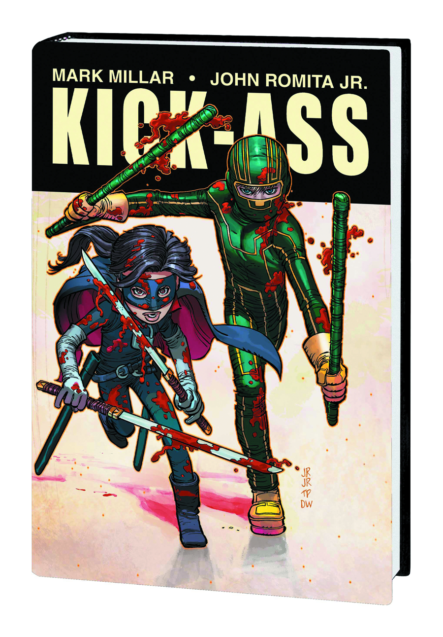 KICK-ASS HC VOL 01