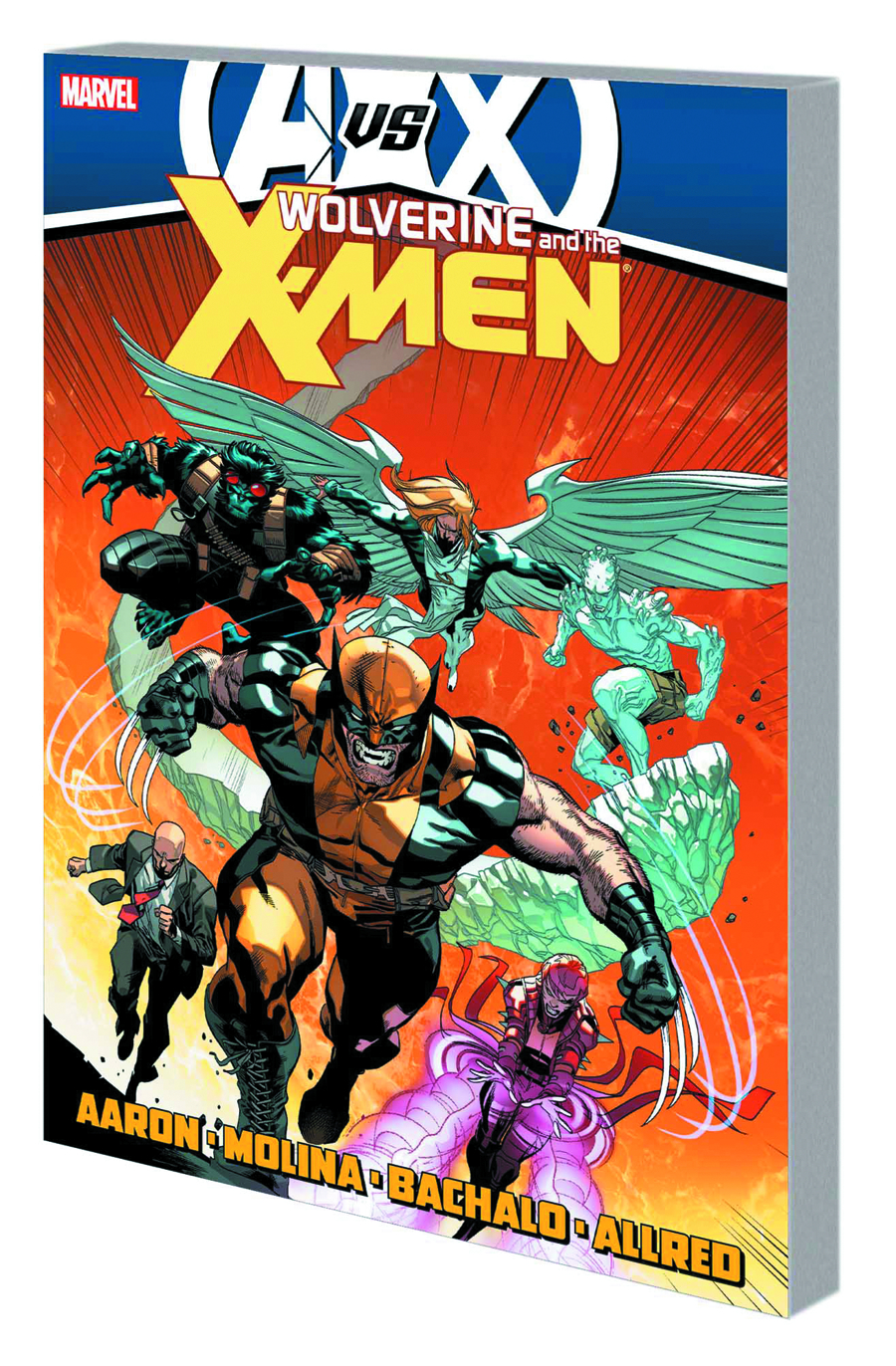 WOLVERINE AND X-MEN BY JASON AARON TP VOL 04 AVX