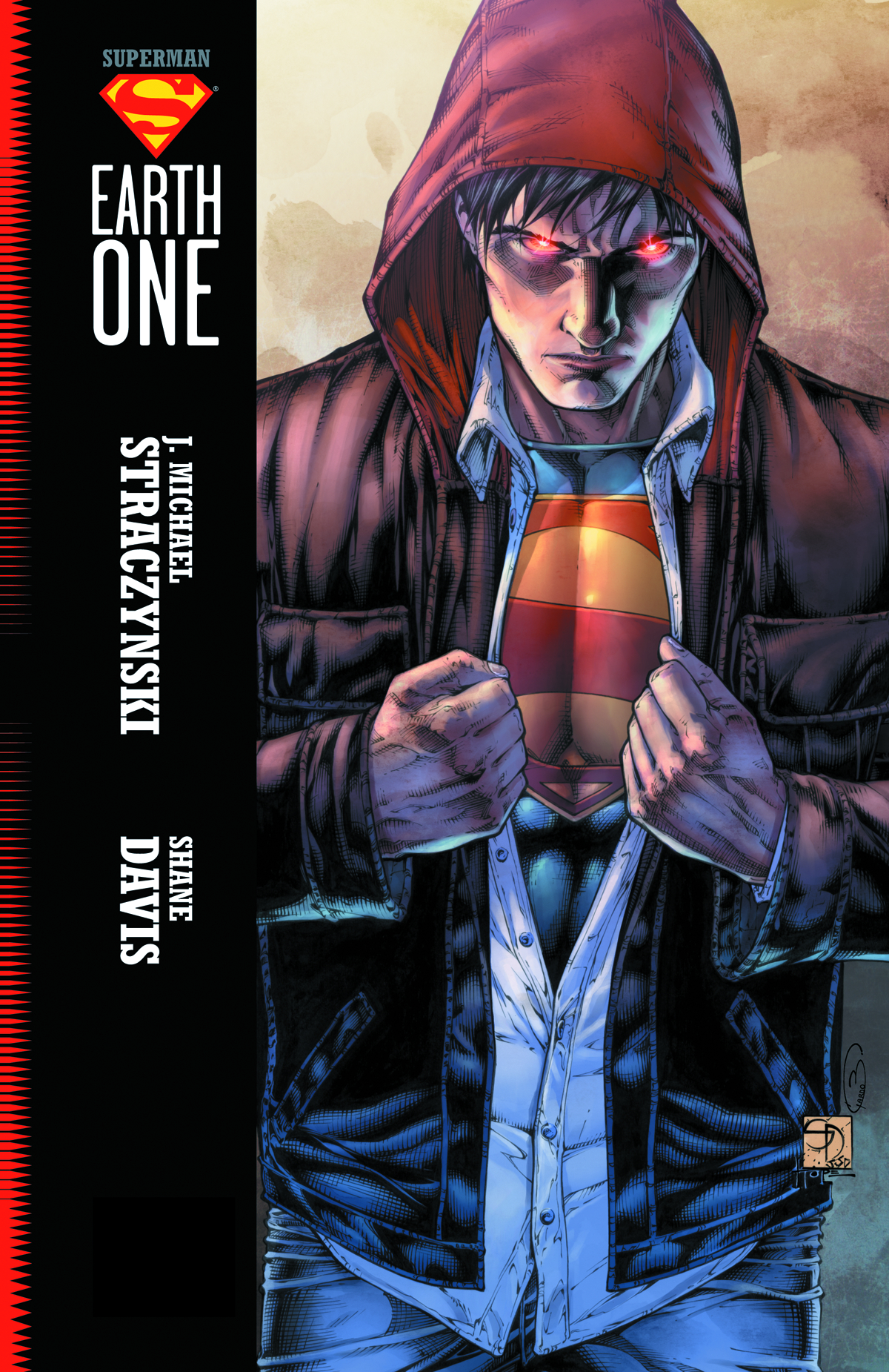 (USE SEP158728) SUPERMAN EARTH ONE TP VOL 01