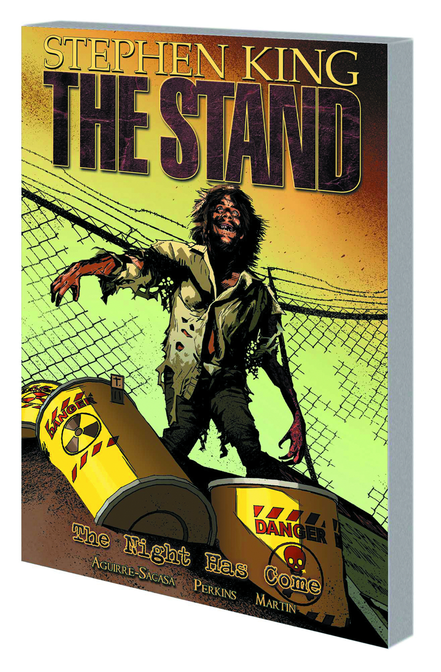 STAND TP VOL 06 NIGHT HAS COME