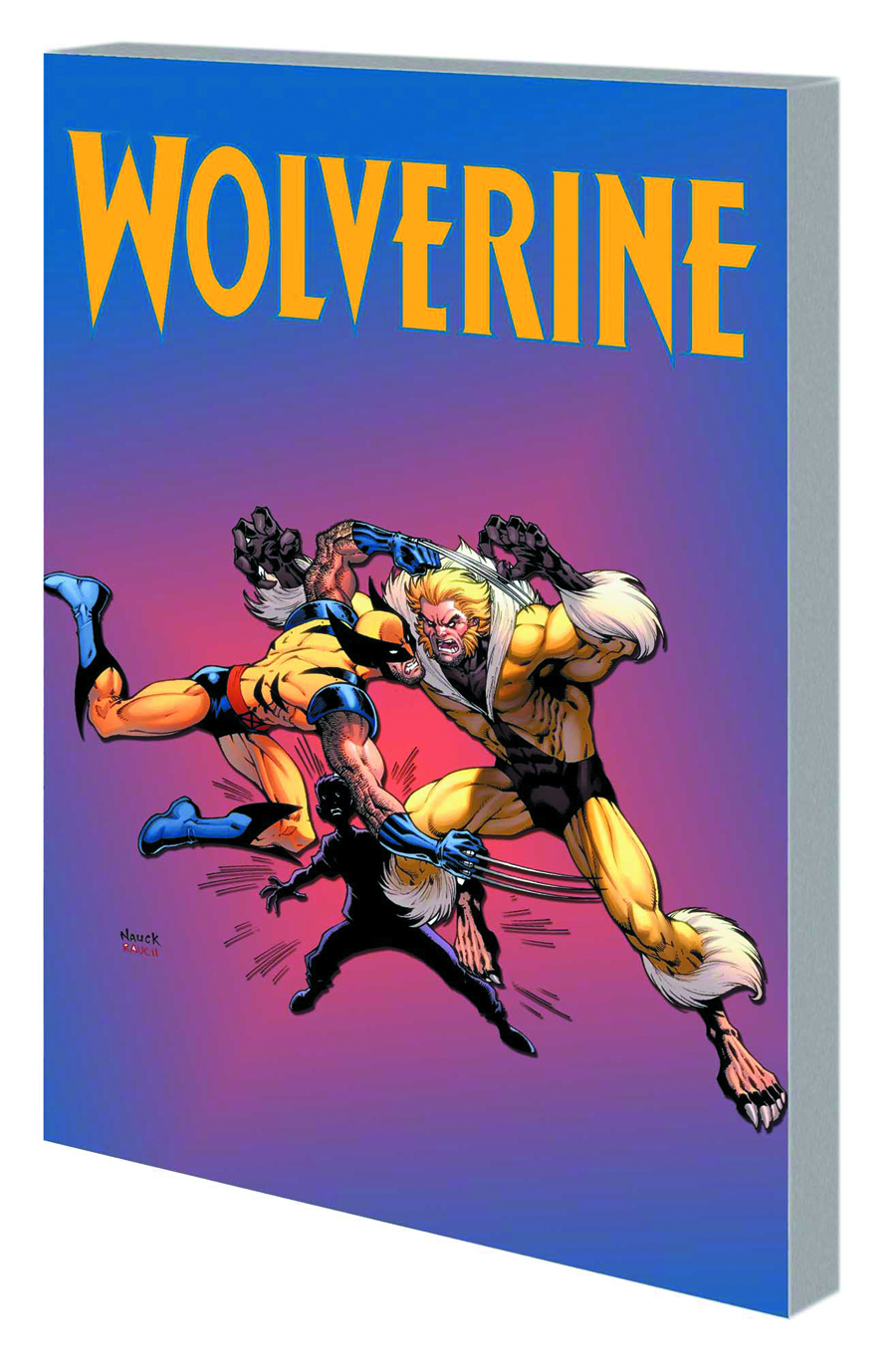WOLVERINE YOUNG READERS NOVEL TP