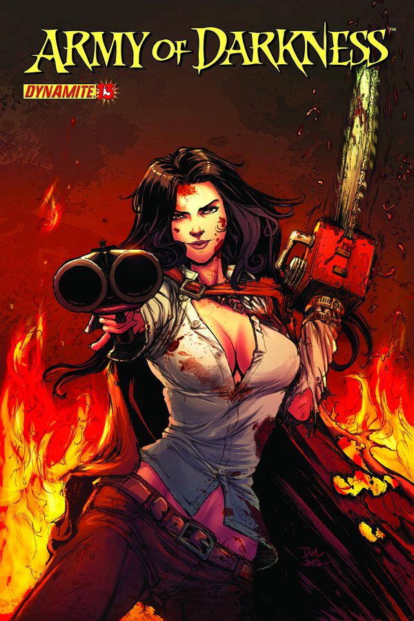 ARMY OF DARKNESS ONGOING #13
