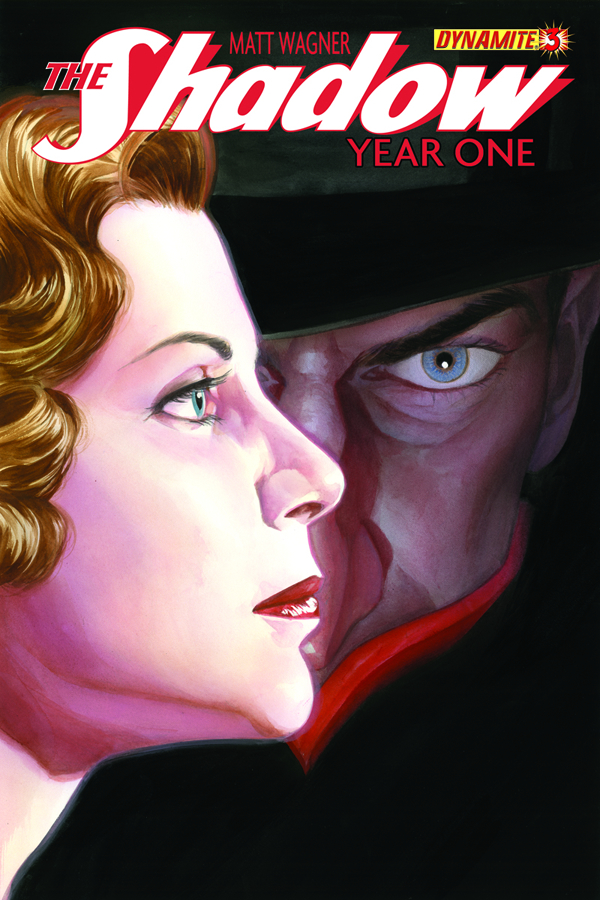 SHADOW YEAR ONE #3