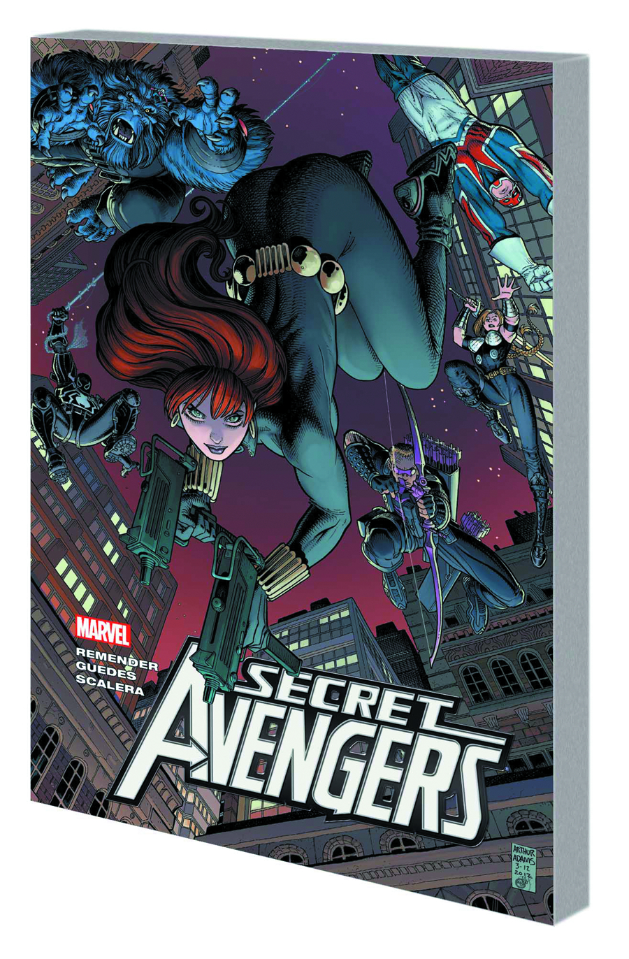 SECRET AVENGERS BY RICK REMENDER TP VOL 02 AVX