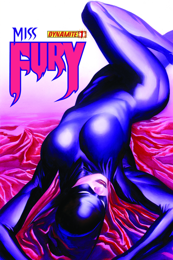 MISS FURY #1 ROSS SUBSCRIPTION VAR