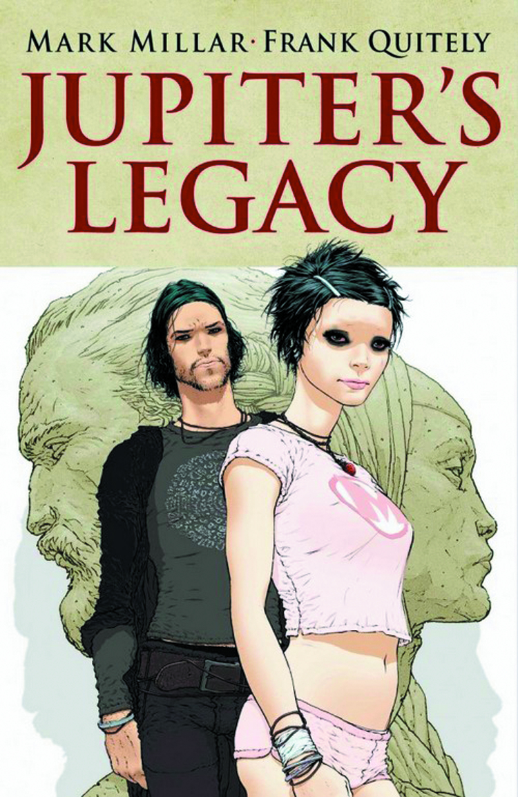 JUPITERS LEGACY #1 CVR A QUITELY