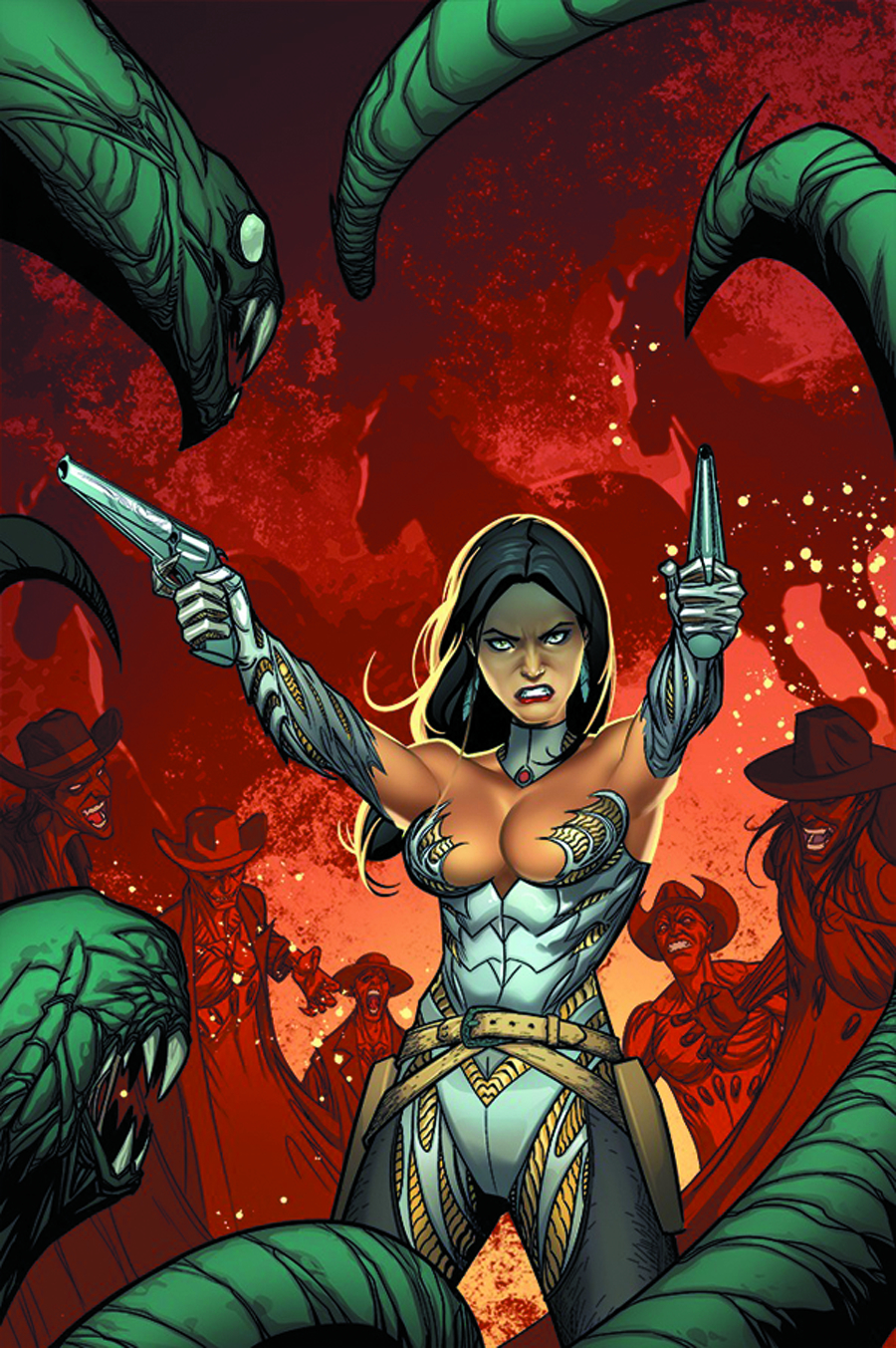WITCHBLADE DAY O/T OUTLAW ONE SHOT