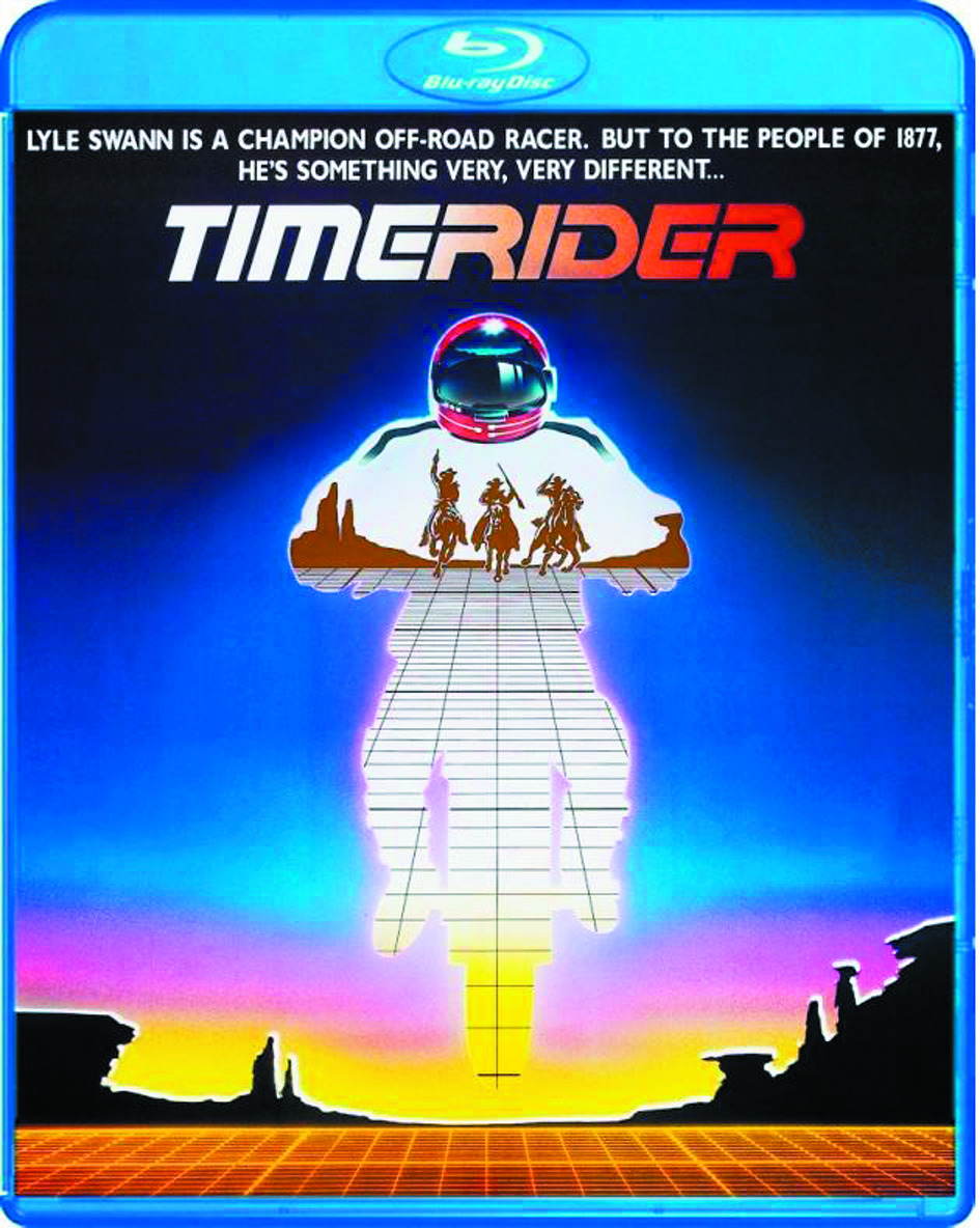 TIMERIDER THE ADVENTURE OF LYLE SWANN BD
