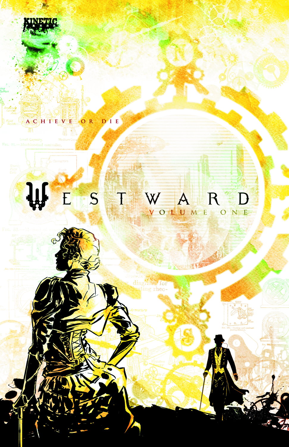 WESTWARD TP VOL 01